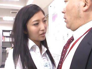 Quickie fucking in the office with lovable secretary Mizuki Miri