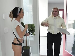 Mother I'd like with regard to lady-love McKenzie Lee moans during hardcore dicking