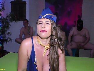chesty stewardess luxurious susi tough assfuck soiree humped