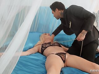 Water dick she ever throated when playing filial