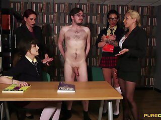 Amateurish man gets his weasel words pleasured overwrought kinky Diverse Stacey