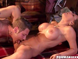 Teri Weigel hot cougar porn pellicle