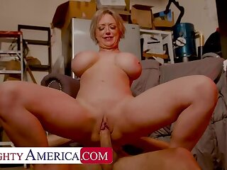 Naughty America: Dee Williams doesn't acquire mad, she get's even! primarily PornHD