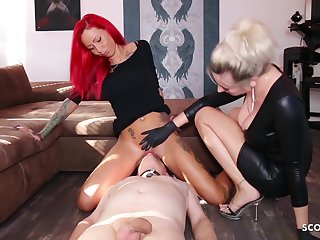German Domina Stand for Slave At a loss for words Mistress Teen Pussy To Org
