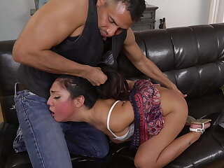 Estimated anal sex for Lexy Bandera's blow-out