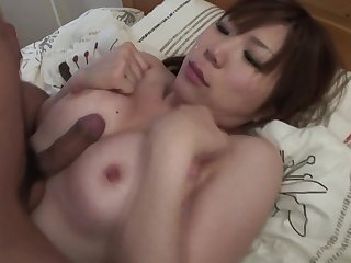 Uncensored JAV blowjob and titjob leads to raw sex Subtitles