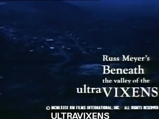 Russ Meyer's Beneath The Valley Of The Ultra-Vixens