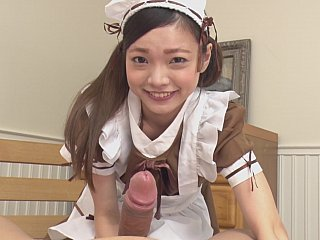 My real live maid doll #12 - Submissive cutie