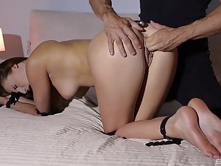Lucia Love exclusive pussy and anal domination
