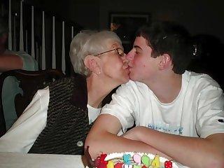 Granny Shafting greatly