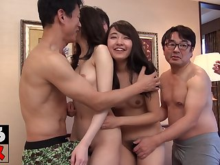 group intercourse party with skinny asian girls - amateur porn