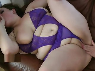 British BBW Orgy