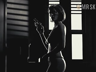Nude hot and downcast Carla Gugino in explicit borderline and pool scenes apropos enjoy