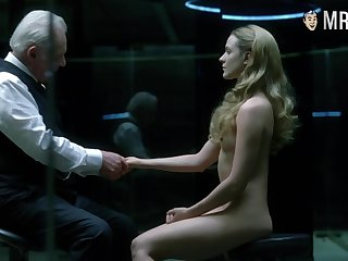 Awesome bootyful Evan Rachel Wood is hot together with sexy painless she looks naked